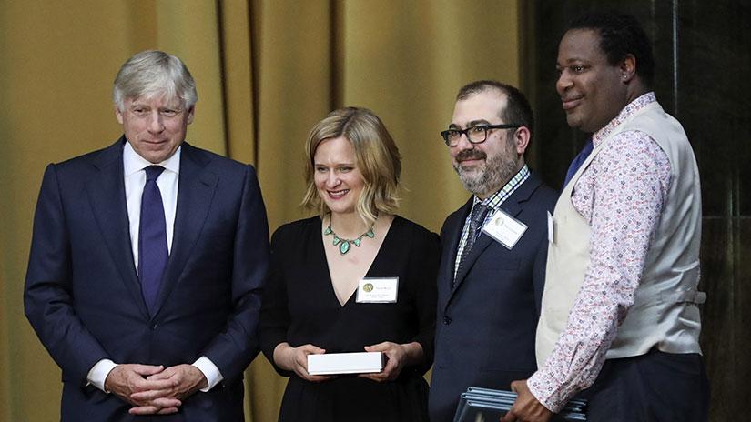 Funding Journalism - Carnegie Medal of Philanthropy