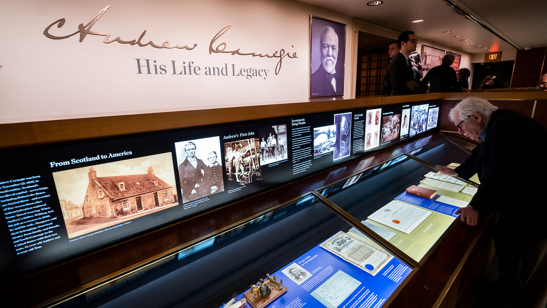 Pathbreaker: Charting Andrew Carnegie's Life and Legacy in