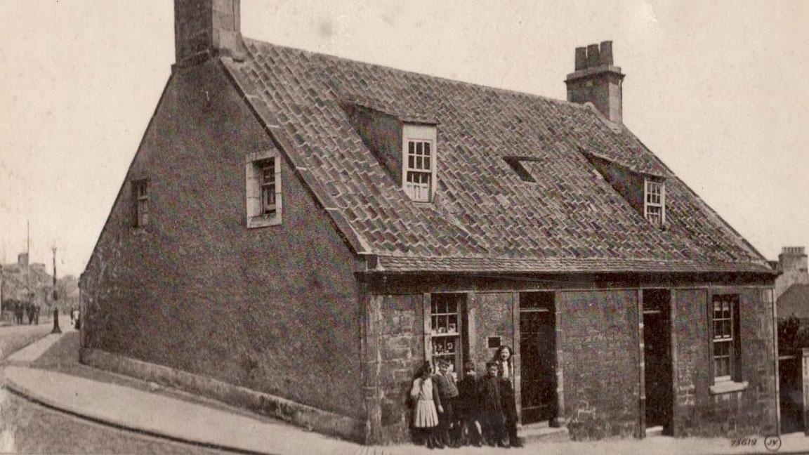 Carnegie cottage Dunfermline
